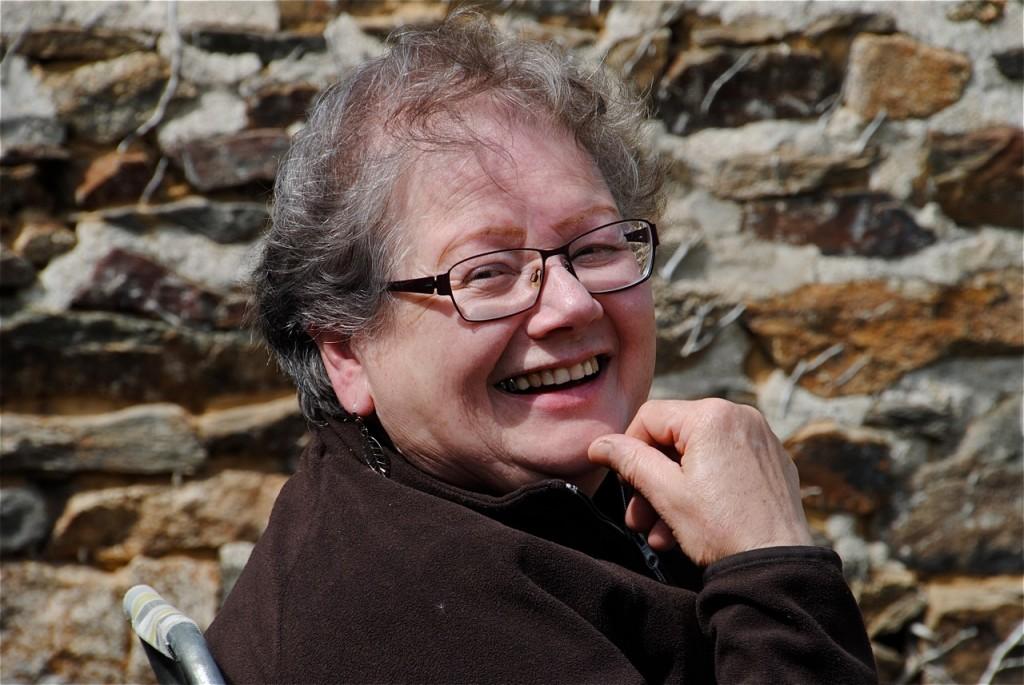 … et Marie-Madeleine Provost est ravie !