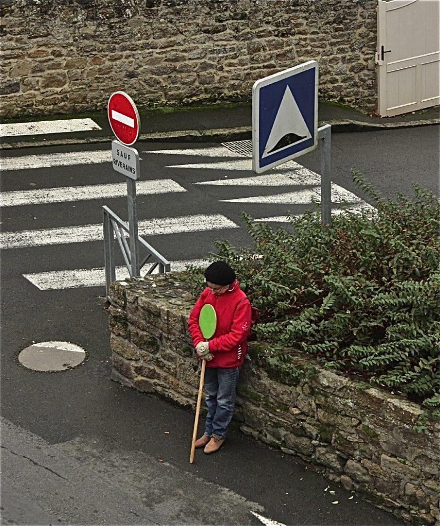 … ou de faire la circulation !