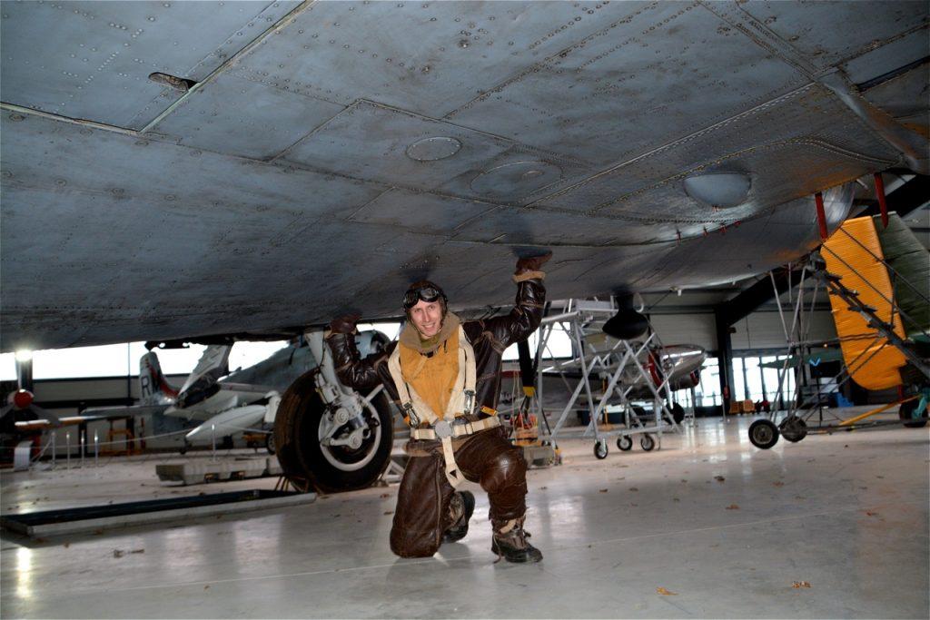 Tristan Zerbib joue les porte-avions…