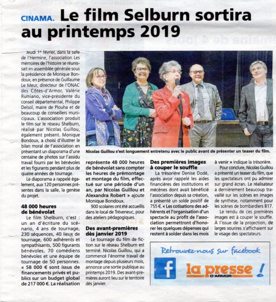 Presse Armor 2018:02:07