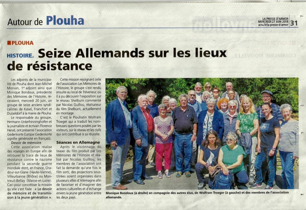 visite groupe allemand 20_6_2018